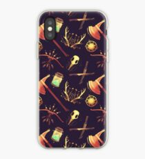 Vox Machina Tile Design iPhone Case