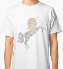 Iridescent Unicorn Classic T-Shirt