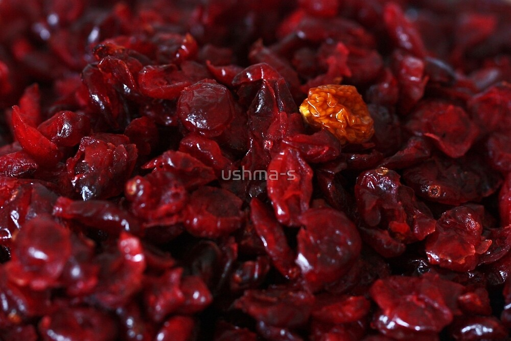 Cranberries by ushma-s