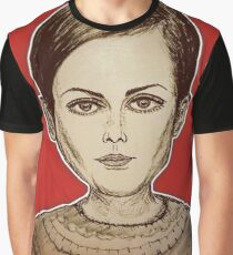 (Fashion Icon - Twiggy) - yks by ofs珊 Graphic T-Shirt