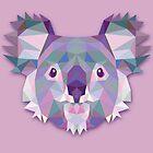 Koala by Sandi Tyche