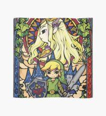 Zelda & Link Scarf