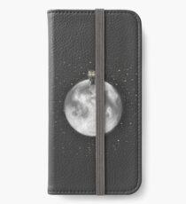 Vinilo o funda para iPhone Perdido en un espacio / Moonelsh