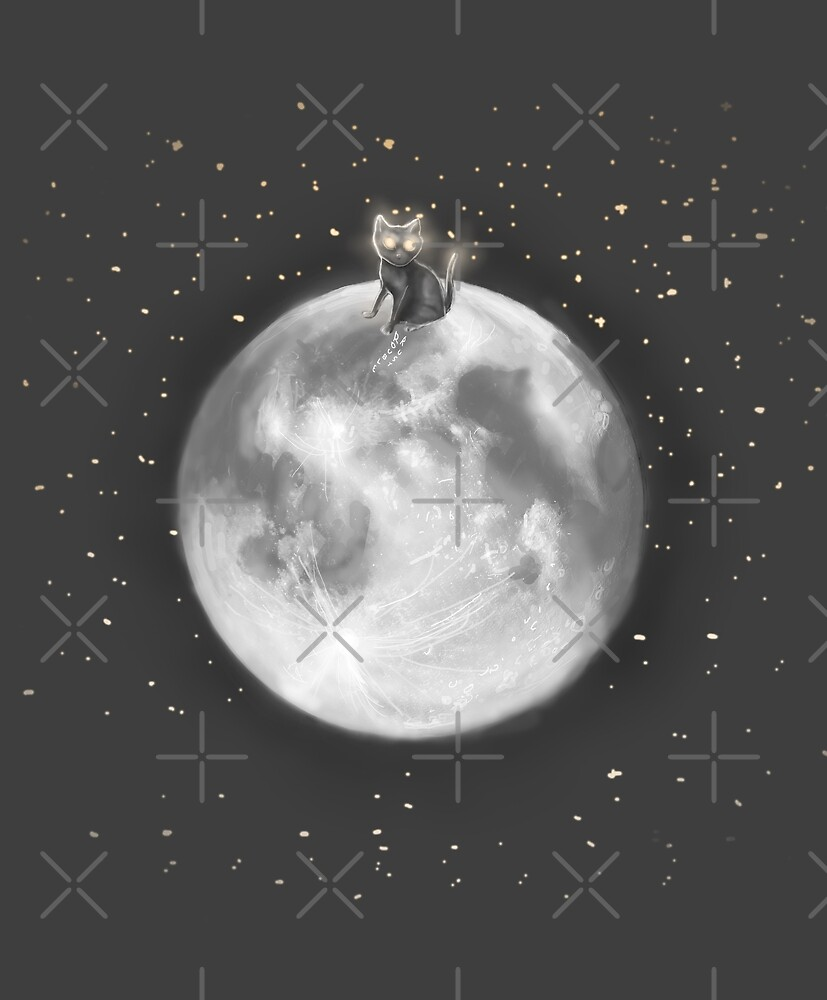Lost in a Space / Moonelsh by ROUBLE RUST
