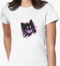 Haunter GBC Palette Womens Fitted T-Shirt