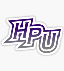 High Point University Sticker