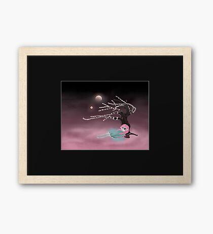 at dream's door Framed Print