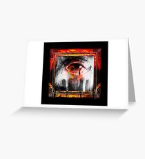 Framed-When you really look you really... Greeting Card