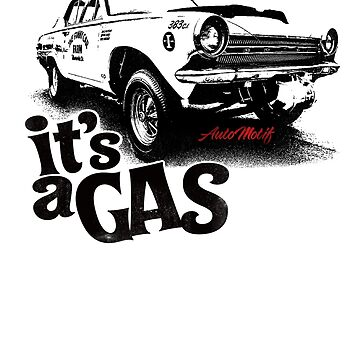 It's a GAS by automotif