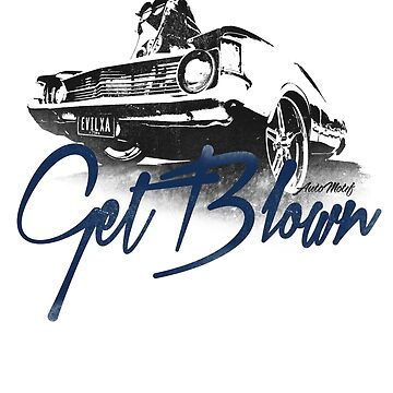 Get Blown - Ford Falcon  by automotif