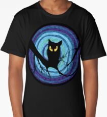 time for child stories: the EVIL OWL Long T-Shirt