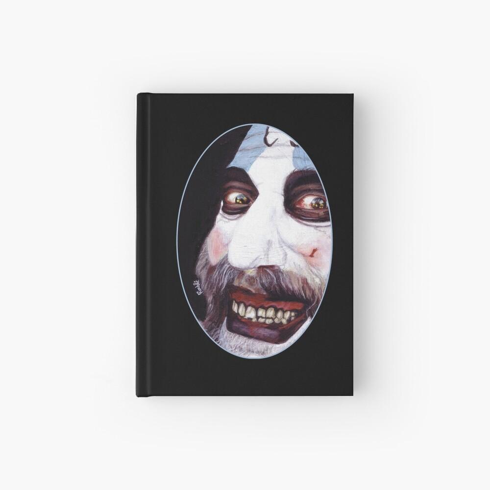 Captain Spaulding Hardcover Journal