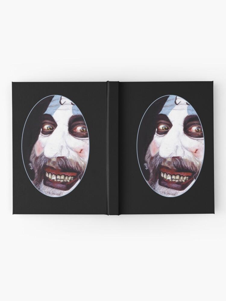 Alternate view of Captain Spaulding Hardcover Journal