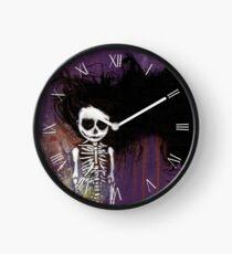 骸骨 壱 Clock