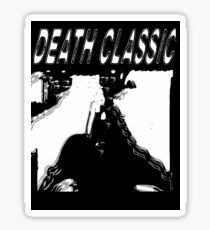 Death Classic (-Death Grips) Sticker