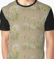 Daisies Graphic T-Shirt
