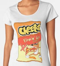 Chips Women's Premium T-Shirt