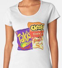 Hot Chips Women's Premium T-Shirt