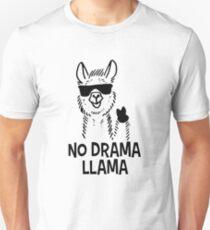No Drama Llama Unisex T-Shirt