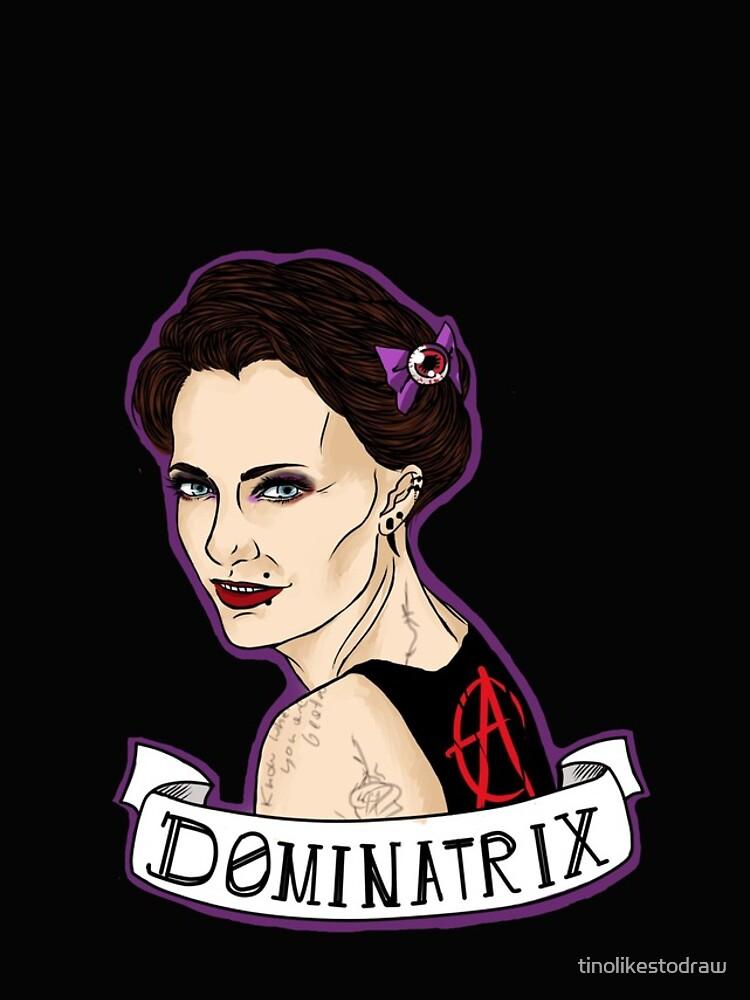 Punk!Lock - Dominatrix by tinolikestodraw
