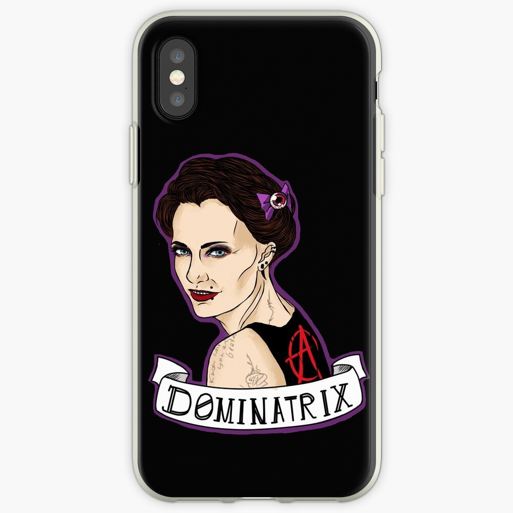 Punk!Lock - Dominatrix iPhone Cases & Covers