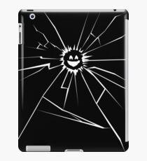 Vinilo o funda para iPad Black Mirror Smile