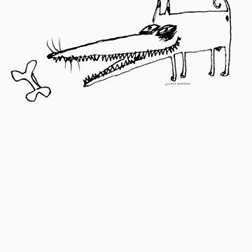Doggy Bone by Lyuda