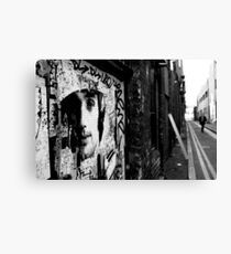 WORKING CLASS HEROES Canvas Print