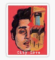 City Love Sticker