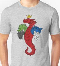 Regina Draconum (light) Unisex T-Shirt