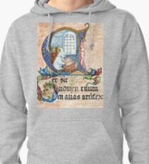 THE SCRIBE Pullover Hoodie