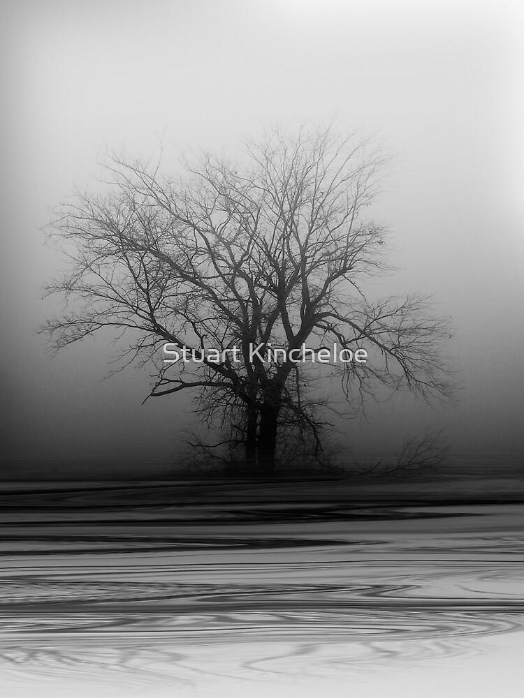 Swamped Tree by Stuart Kincheloe