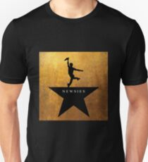 Newsies Hamilton Mashup T-Shirt