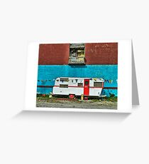 Happy Campers Greeting Card