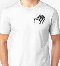 Maori Designed Kiwi Unisex T-Shirt