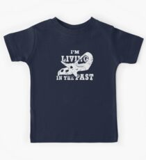 Living in the Past with Zuniceratops Kids Tee