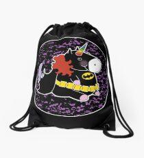 UniBat Girl Drawstring Bag