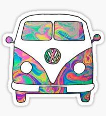 Groovy Bus Sticker