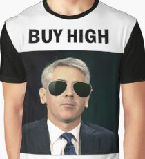 BUY HIGH SELL LOW Graphic T-Shirt
