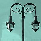 Twin Lamps by RVogler