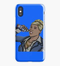 Whipping Pam iPhone Case