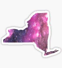 new york galaxy Sticker