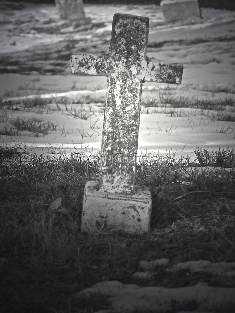 Stone Cross by Stuart Kincheloe