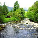 River Dochart by Tom Gomez