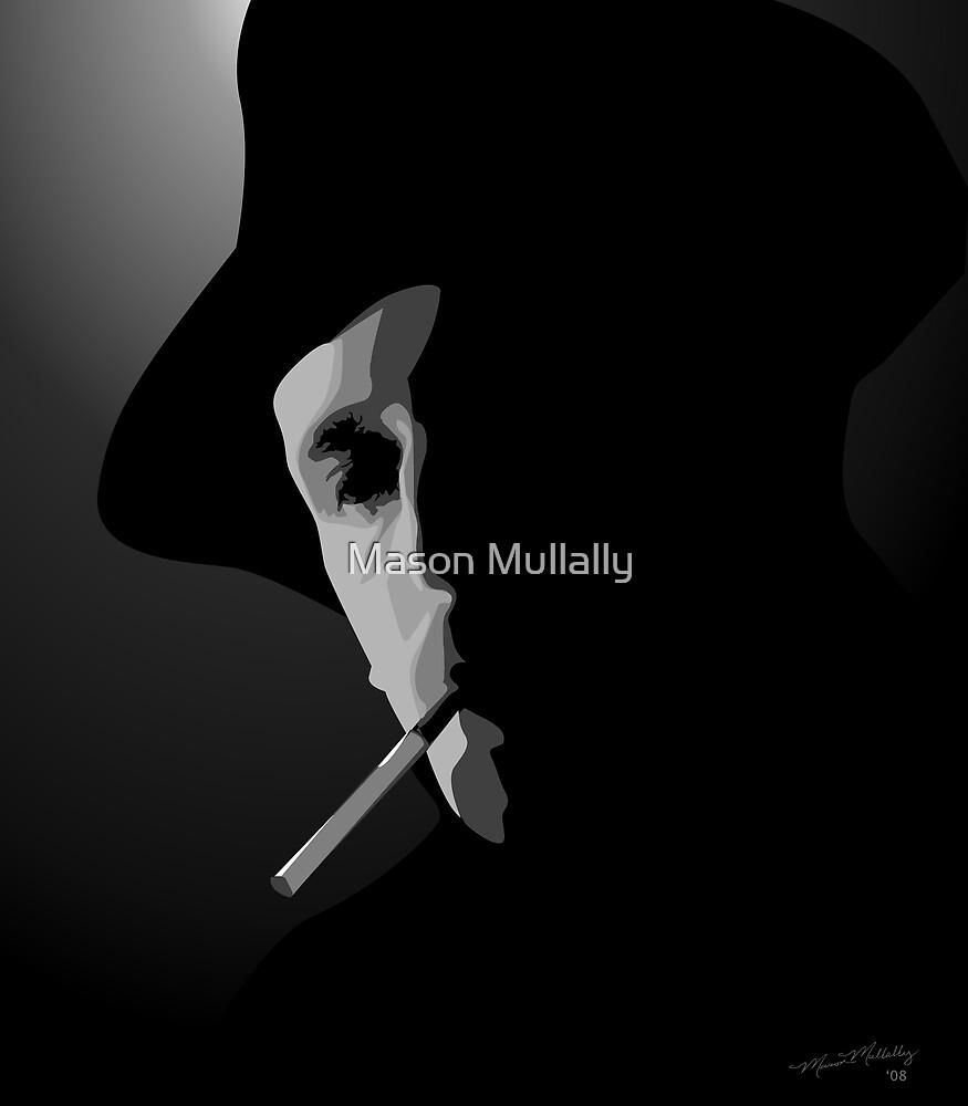 Portrait by Mason Mullally