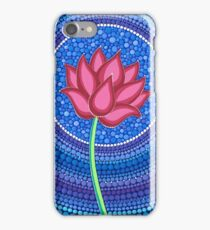 Splendid Lotus Flower iPhone Case/Skin
