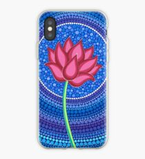 Splendid Lotus Flower iPhone Case