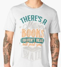 Million Books Men's Premium T-Shirt