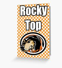 Rocky Top Greeting Card