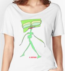 Alien Fashion Model Women's Relaxed Fit T-Shirt